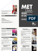 Programas Educativos MET Lima