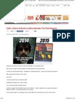 Lobão, o Banco Do Brasil e a Pátria Educadora. Por Paulo Nogueira