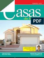 Casas de El Paso - Febrero 2010