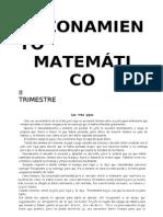 IV u Operadores Matemáticos