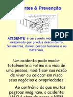 Acidentes e Prevenção