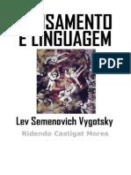 Pensamento e Linguagem Vygotsky