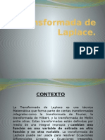 Transformada de Laplace1
