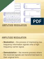 Amplitude Modulation Part 1