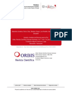 Estudio y Analisis Del Discurso Para La Paz 2011