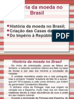 Moedas no Brasil Vol. II