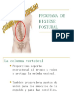 Programa de Higiene Postural (1)