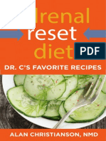 Adrenal Reset Diet Recipes