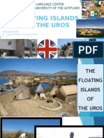 The Floating Islands of the Uros