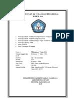 1. Cover Berkas Fungsional