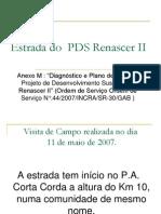Estrada Para PDS Renascer II