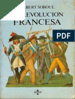 La Revolucion Francesa - Albert Soboul