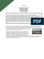 Celda Flotacion y Transporte
