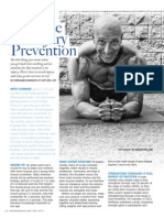 EXERCISE FOR INJURY PREVENTION