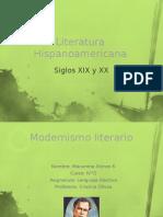 literatura hispanoamericana 2