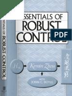 ZHOU DOYLE - Essentials of Robust Control