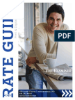 2015 Rate Guide - Print and Digital Advertising