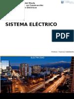 Sistema Electrico 2015