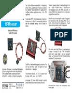 Sensor Rpm Pruebas