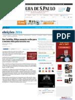 __Dilma Anuncia Verba Para a Mesma Obra Pela Terceira Vez (Curitiba)