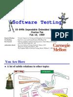 Software Te$Ting