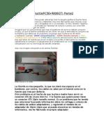 144959904 Fuente HP Slimline Convertir de Atx a Mini Itx