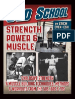 Old School Muscle Course
