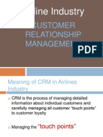 Crm Airlines