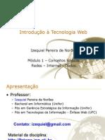 Introdução à Tecnologia Web - módulo 1