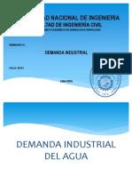 Demanda Industrial