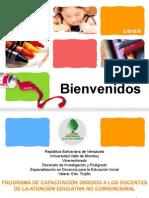 PROGRAMA DE CAPACITACIÓN DIRIGIDO A LOS DOCENTES DE LA ATENCIÓN EDUCATIVA NO CONVENCIONAL