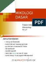 Mikologi Dasar