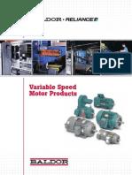 Br400 Motor Para Inversro y Vector