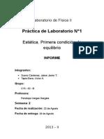 Fisica II Lab.1