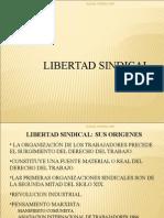 1 Libertad Sindical Generalidades