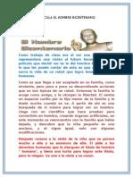Pelicula El Hombre Bicentenario