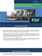 Milk Powder Processing Plant | Market Trends, Cost