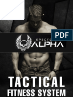 SpecForce Alpha Program PDF, eBook by Todd Lamb