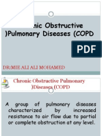 Pathology of COPD 2009