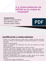 Diapositivas NutriSmoothie