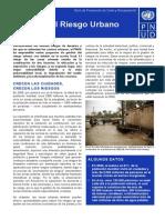 Reduccion-Gestion Del Riesgo Urbano