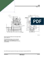 Ship design project Engine spec