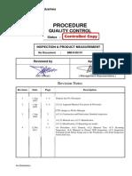 QC Procedure