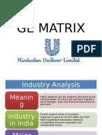 GE MAtrix