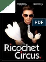 Ricochet Promo Folder New 2014