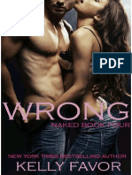 Kelly Favor - Book 4 - Wrong (Naked)