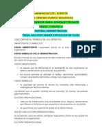 Tema 1 Administracion Exposicion Resumen