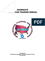 Aggregate Training Manual