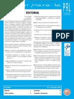 Manual Prevencion Riesgos Operacion Montacargas Carretillas Elevadoras