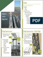 Bridge Design 4 - Design of Superstructures